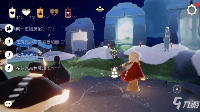 光遇2.8任务攻略 2.8大蜡烛季节蜡烛具体位置