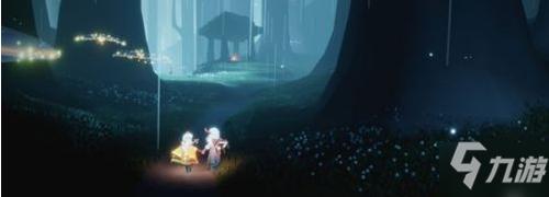 光遇梦想季荧光森林冥想位置一览
