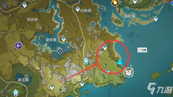 原神雷史莱姆哪里多 原神雷史莱姆位置介绍