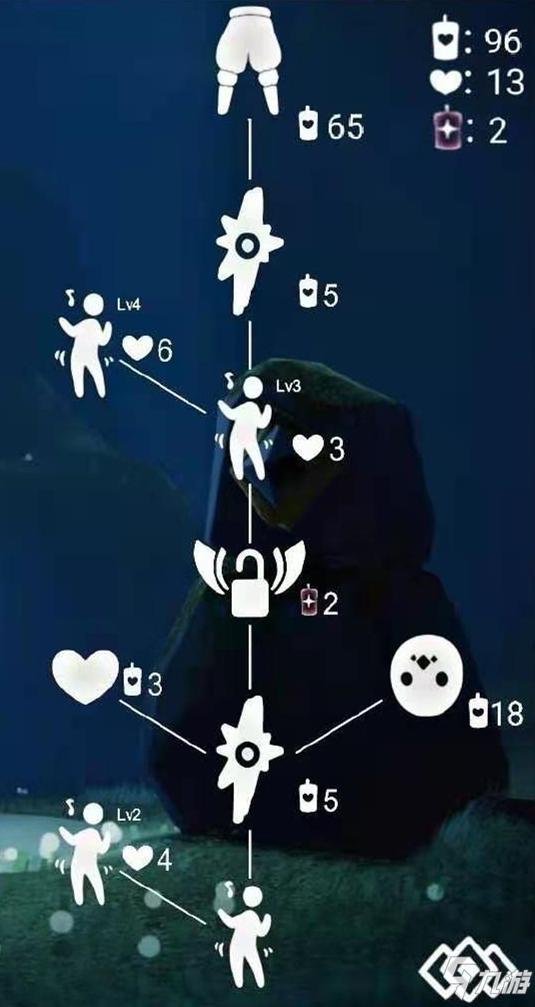 光遇菱形花钿面具怎么获得 2月11日复刻面具先祖位置在哪里