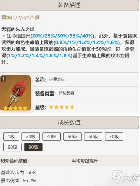 原神胡桃最强武器推荐 胡桃武器选择指南