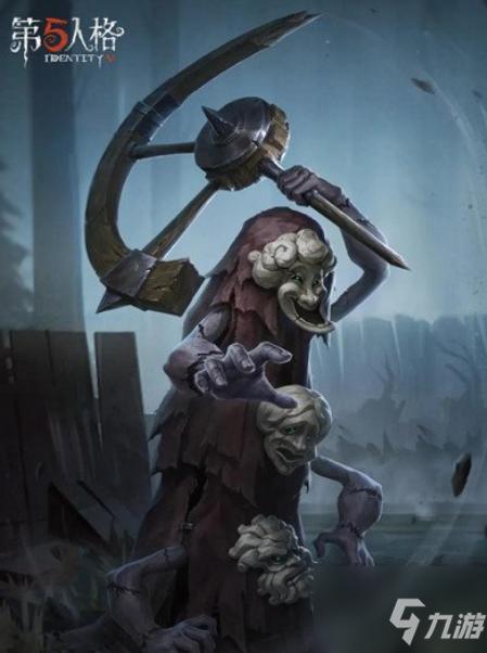 第五人格破轮海报欣赏 新监管者破轮酷似镰鼬